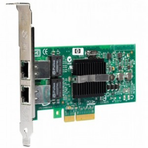 HP NC360T PCIe DP Gigabit Server Adapter