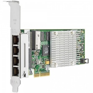 HP NC375T PCIe 4Pt Gigabit Server Adptr