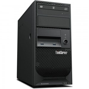 LENOVO TS150 70UBS00F00 : Xeon E3-1225v6 3.3GHz 73W/DVD/ 8GB 1RX8 ECC UDIMM DDR4 2400 1.2V/250W, NO KEYBOARD, NO MOUSE