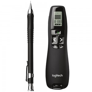 LOGITECH R 800 Professional Presenter