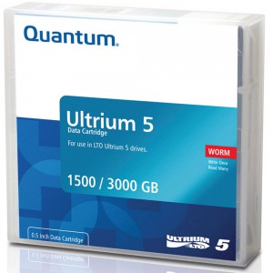 Ultrium 5 Data Cartridges 5-Pack