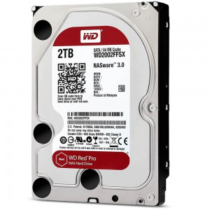 WD RED PRO 2 TB