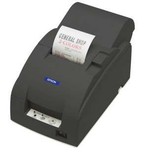 Printer Epson TMU220A (USB/Serial/Paralel) Auto Cutter + Journal