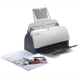 SCANNER Avision AD125 A4, 25ppm, Duplex, Color, CCD, ADF 50 sheets, 4.000/day, Long Doc 3m, 2.6 kgs