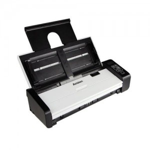 SCANNER Avision AD215 A4/F4, 20ppm, Duplex, Color, CIS, ADF 20 sheets, 1.000/day, Long Doc 3m, 1.4 kgs