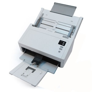 SCANNER Avision AD230 A4/F4, 40ppm, Duplex, Color, CIS, ADF 80 sheets, 6.000/day, Long Doc 3m, 3.9 kgs