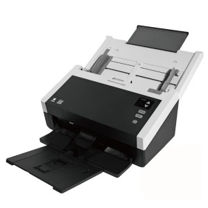 SCANNER Avision AD240 A4/F4, 60ppm, Duplex, Color, CCD, ADF 80 sheets, 6.000/day, Long Doc 3m, 4.2 kgs