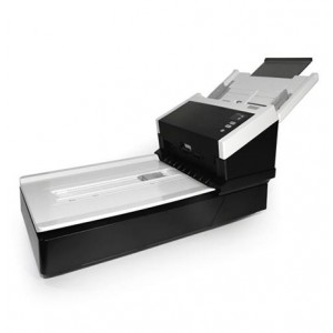 SCANNER Avision AD250F+Flatbed A4 A4/F4, 80ppm, Duplex, Color, CCD, ADF 100 sheets, 10.000/day, Long Doc 3m, 9.1 kgs