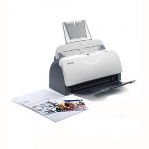 SCANNER Avision AV121 A4/F4, 18ppm, Simplex, Color, CCD, ADF 50 sheets, 2.500/day, 2.3 kgs