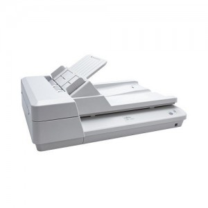 SCANNER FUJITSU SP 1425+Flatbed A4 A4/F4, 25ppm, Duplex, ADF 50 sheets, 3.000 sheets/day.