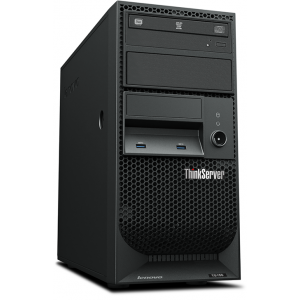 "Lenovo ThinkServer TS150-NIA (3 Years Warranty) Xeon E3-1225v5 4C, 8GB 1RX8 ECC UDIMM 2133, NonHS 1TB 3.5"" SATA, DVD-RW, 250W, NO KEYBOARD, NO MOUSE"
