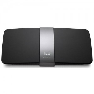 Linksys N900 Dual-Band Router with Gigabit and USB