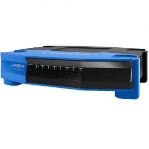 Linksys 8-Port Gigabit Switch (WRT FAMILY)