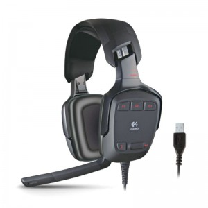 Logitech GAMING - G BRAND SERIES G35 Surround Sound Headset