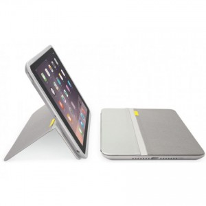 Logitech AnyAngle Folio for iPad Air 2 - Pale Grey