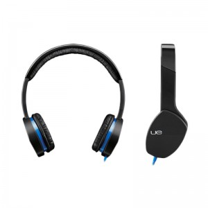 Logitech UE 3600 Headphone + mic (black)