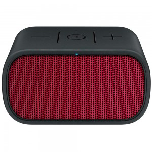 Logitech UE Mini Boom Black /Red Grill