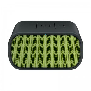 Logitech UE Mini Boom Black /Yellow Grill