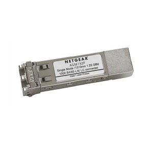 NETGEAR ProSafe SFP Transceiver 1000BASE-LX Long Range Single Mode LC GBIC duplex connector up to 10km