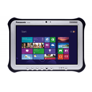 "Panasonic Tough Pad FZ-G1 - Core i5-5300U vPro 2.3GHz | 10.1"" sunlight-viewable WUXGA (TFT) IPS LCD, Capacitive Multi-touch4GB RAM, 128GB SSD 