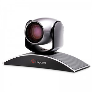 Polycom EagleEye III Camera with 2012 Polycom logo. Compatible with RealPresence Group Series. Includes 10m HDCI cable