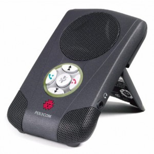 Polycom Communicator, Model: C100S. USB Speakerphone for Skype. Grey model. English/Simplified Chinese retail box.