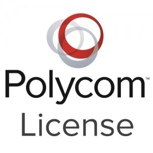 Polycom Group Series Lync Interop License. Enables MSFT Lync (2010&2013) & AV MCU interop. Valid for all RP Group Series products.