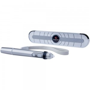 Polycom RealPresence Group Series Remote Control for use with Group Series codecs. Includes 1 USB rechargeable battery.