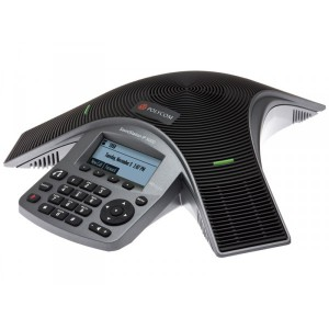 SoundStation IP5000 (SIP) conference phone. 802.3af Power over Ethernet. Includes 25ft/7.6m Cat5 Ethernet cable. Does not include China, Russia.