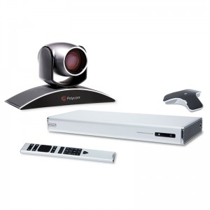 RealPresence Group 500 - 720p: Group 500 HD codec, EagleEye Acoustic cam., univ. remote, NTSC/PAL. Cables: 2 HDMI 1.8m, 1 CAT 5E LAN 3.6m, Power: UK - Type G, BS 1363. Maintenance Contract Required.
