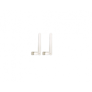 Ruckus AT-0303-VP01, Indoor Antenna for 7372-E, Elbow-Joint, Dual-Band 2.4/5 GHz, 2/3dBi, -SMA, Pair