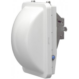 ZoneFlex 802.11n (5 GHz) Outdoor Wireless Bridge, pre-provisioned pair, IP-65 Outdoor enclosure, -40 to 65C Operating Temperature, dual polarization antennas and two external N-Type connectors, including PoE injector with its power adapter (unless specifi