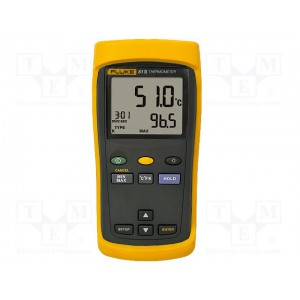 SINGLE INPUT THERMOMETER (INTL VERSION) _ 50HZ NOISE REJECTION