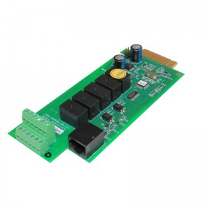Advance Communication Board, 1input/5outputs (compatible option with ITYS and Netys-PR-1U)