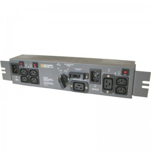 MANUAL BYPASS+PDU 16A, 2U, for 1.7-3kva (invalid for 1.1kva)
