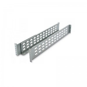 "Rack 19"" telescopic rails brackets"