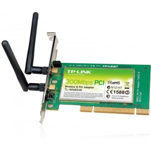 TPLINK/300Mbps/wifi/N/PCI/adt/Qualcomm/2