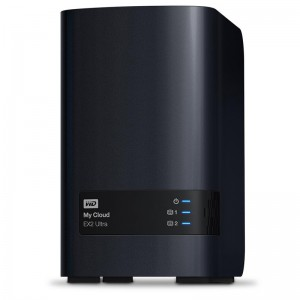 WD My Cloud EX2 Ultra WDBVBZ0000NCH-SESN