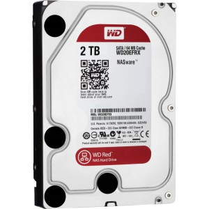 WD RED 2TB x 8 Pcs : 16GB - Basic