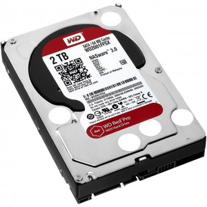 WD RED PRO 2TB x 8 Pcs : 16GB - Enterprise